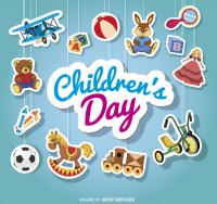 Children s Day gift Suspension
