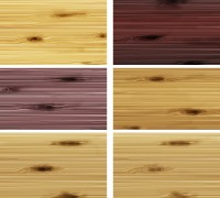 PS material wood grain production