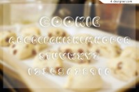 Cookies English Font