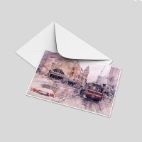 Envelopes Postcards application templates display tool