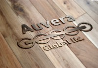 LOGO show wood grain texture selfless sharing intelligence 0004