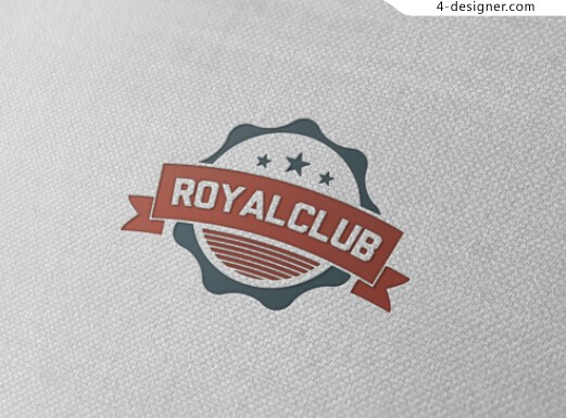 LOGO showcase the PSD material smart objects