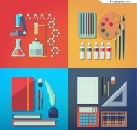 Curriculum learning supplies