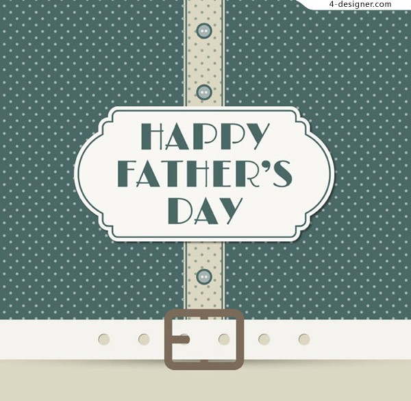 Father s Day shirt greeting card