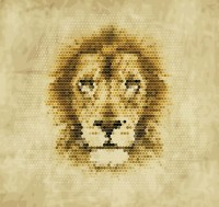 Lion pixel Avatar
