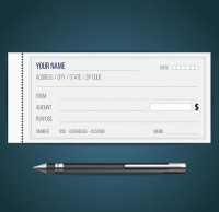 Receipt and signature pen