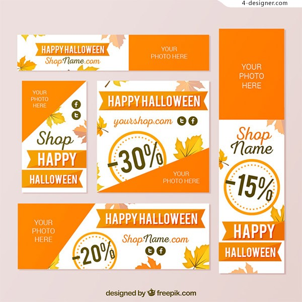 Thanksgiving Promotion Posters