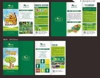 Three fold of agricultural products
