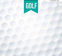 Golf texture background