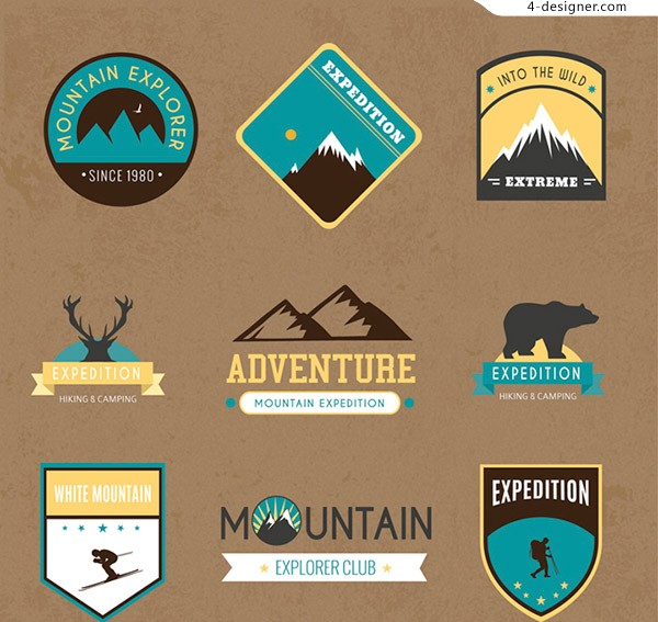 Mountain adventure Tags