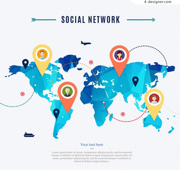 4-Designer | World map of social networks on world map tester, world map costume, world map dresses, world map size, world map vintage, world map modern, world map business, world map gold, world map bedroom decor, world map retail, world map illustrator, world map cook, world map color, world map creator, world map sports, world map rain, world map photography, world map teacher, world map design, world map name,