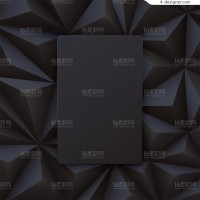 Geometric texture stereo background