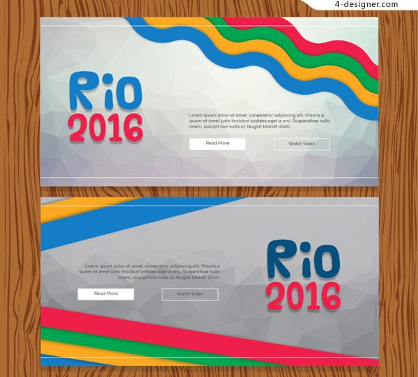 2016 Olympic cards
