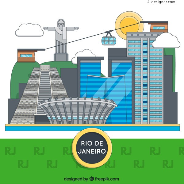 Brazil Olympic Games architecture