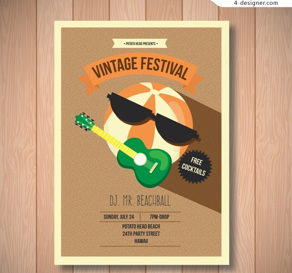 Classical music bar Poster