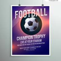Football championship trophy manual