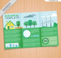 Green three fold vector