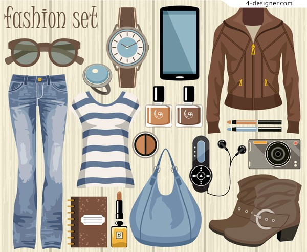 Accessories for casual wear