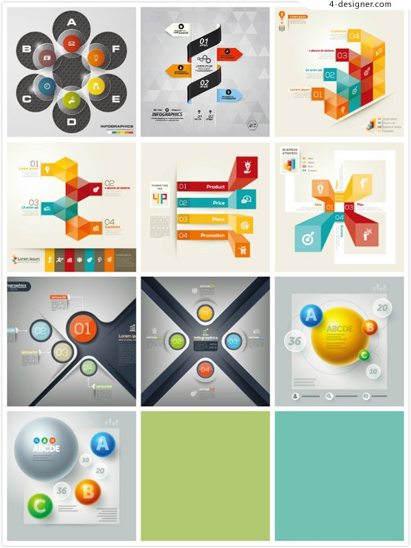 Business information chart