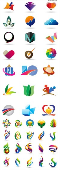 Colorful personality LOGO
