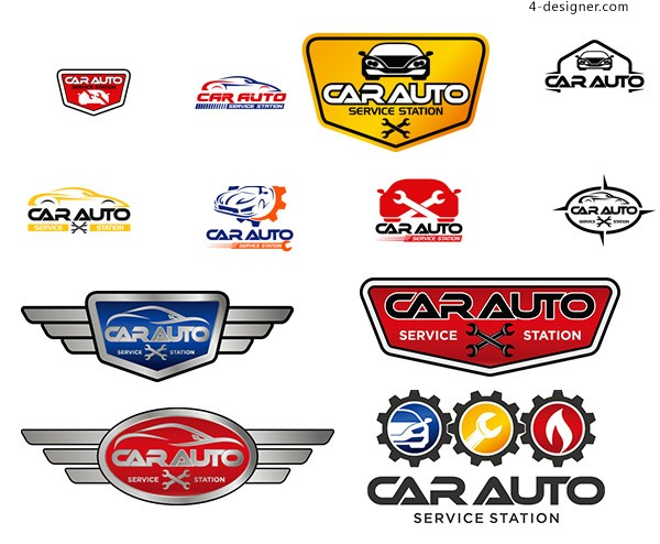 Automobile LOGO design