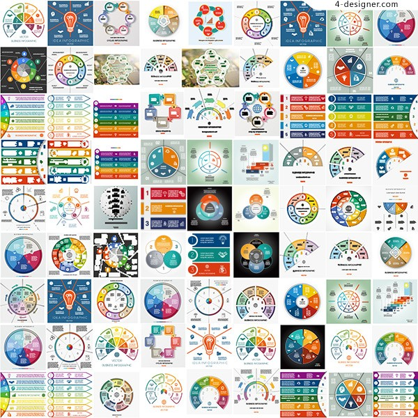 Color information chart