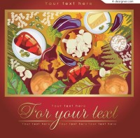 Food fruit and vegetable posters