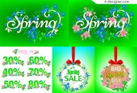 Promotional discount theme