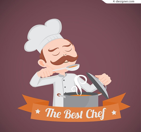 The chef of the soup