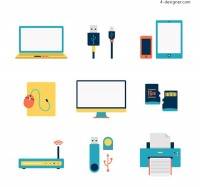 Electronic products Icon