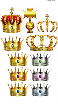 King Crown design