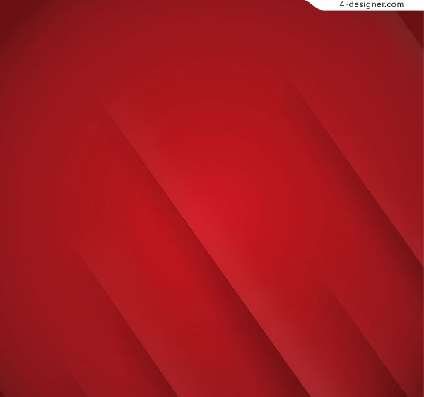 Red texture fold background