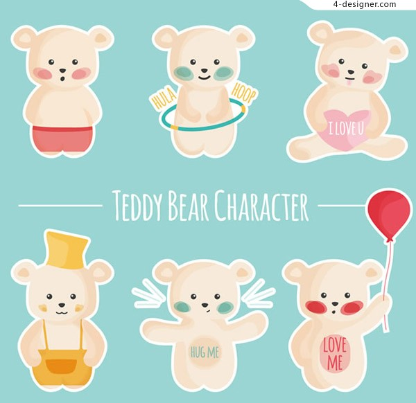 Teddy bear on Valentine s Day