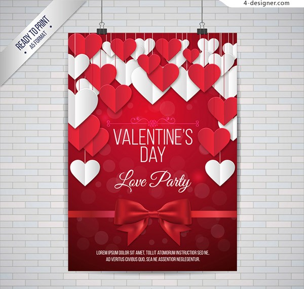 Valentine s day love party