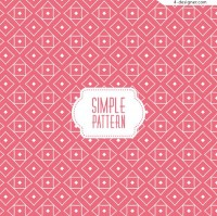 Diamond shaped seamless background