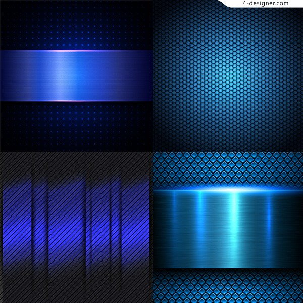 Exquisite science and technology background