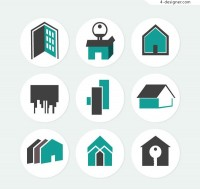 House sticker Icon