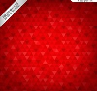 Triangle seamless background