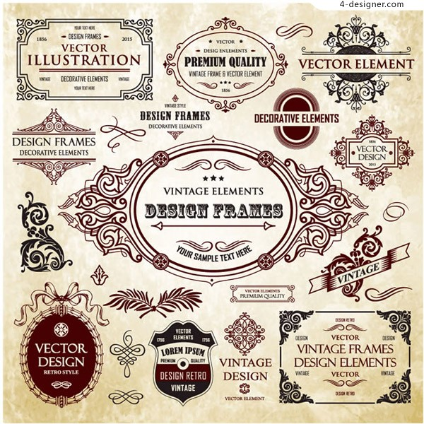 Classical pattern label vector
