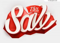 Discount promotion label vector