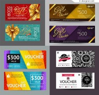 Fashion label vouchers