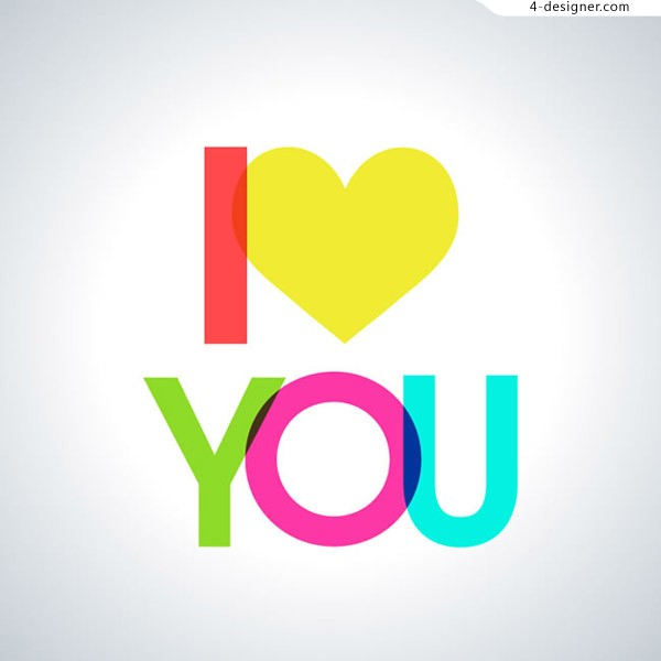 Love your artistic word vector