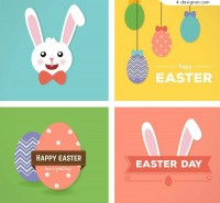 Playful EASTER CARDS