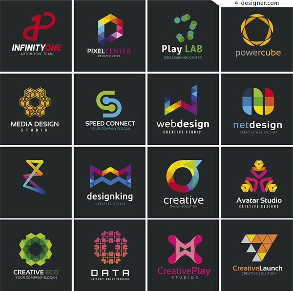 Color geometry LOGO
