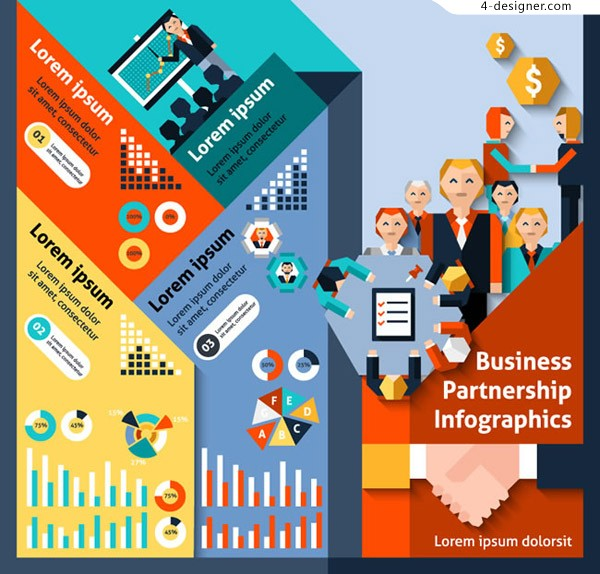 Fashion business information map