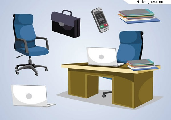 Office furniture and articles