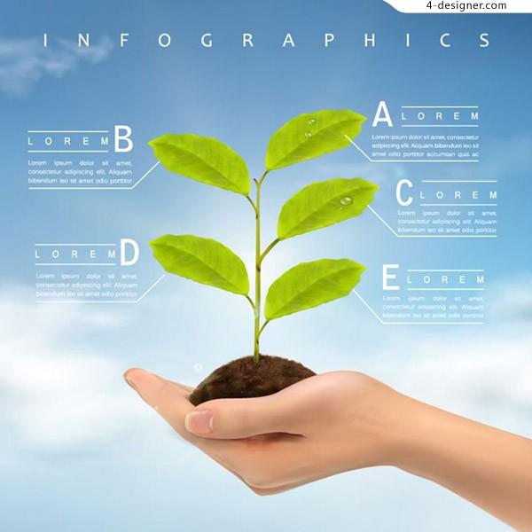 Sapling business information map