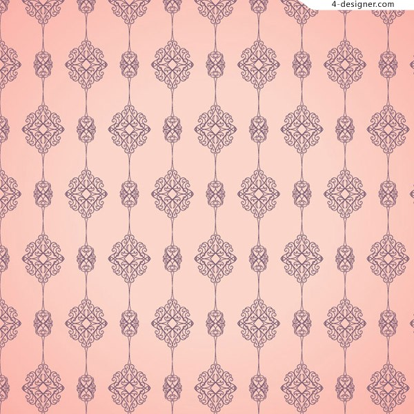 Seamless background of foundation pattern