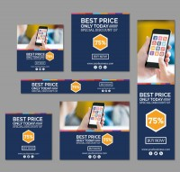 APP promotional cards