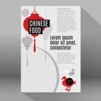 Chinese gourmet Poster